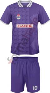 Ganik Futbol Forması tasarımı