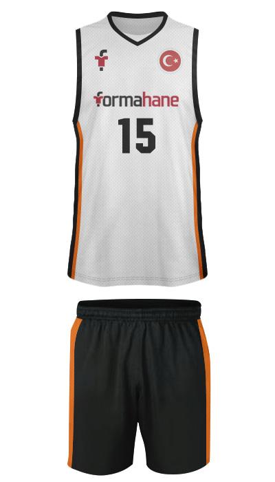 Basketbol Formaları
